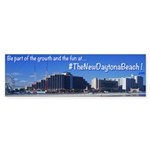 Daytona Beach Sticker (Bumper 50 Pk) Sticker (Bump