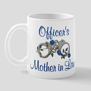 Officer's Mother in Law Mug