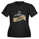 More Coffee Plus Size T-Shirt