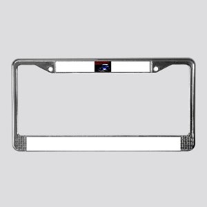 If Youve Never Driven License Plate Frame