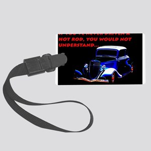 If Youve Never Driven Luggage Tag