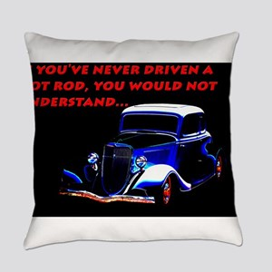 If Youve Never Driven Everyday Pillow