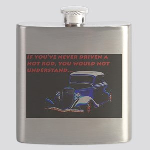 If Youve Never Driven Flask