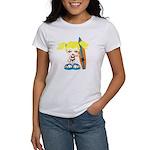 Surfer Sportchick Women's T-Shirt