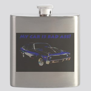 My Car Is Bad Ass Flask