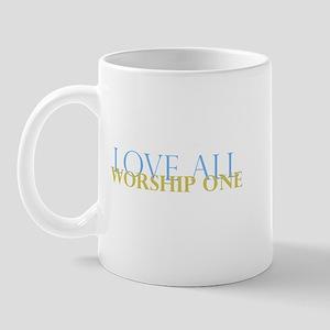 Love All Mug