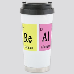Real - Periodic Table  Stainless Steel Travel Mug