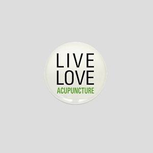 Live Love Acupuncture Mini Button