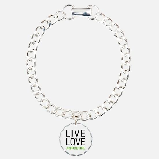 Live Love Acupuncture Bracelet