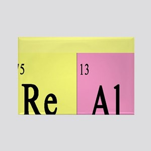 Real - Periodic Table Rectangle Magnet