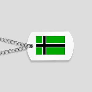 Vinland Flag Dog Tags
