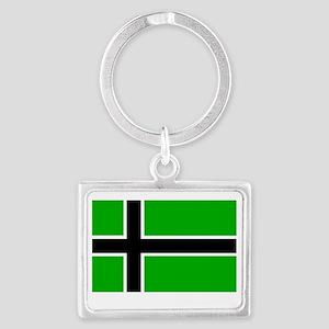 Vinland Flag Keychains