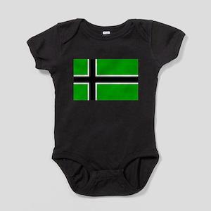 Vinland Flag Baby Bodysuit