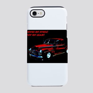 Nerves Of Steel iPhone 7 Tough Case