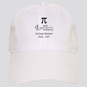 Pi by Sir Isaac Newton Hat