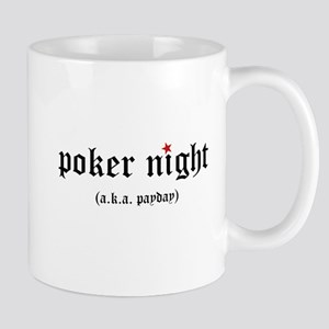 Poker Night Mug
