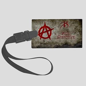 KD Anarchy Large Luggage Tag