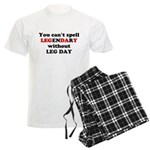 Leg Day Pajamas