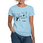 Horse Design #52000 Women's Light T-Shirt