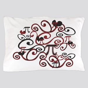 Whimsy Math Pi Pillow Case