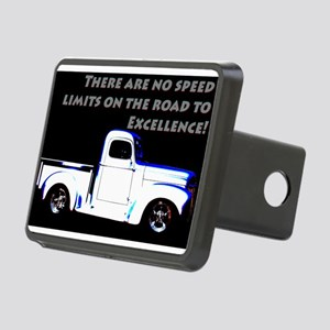 No Speed Limits Hitch Cover