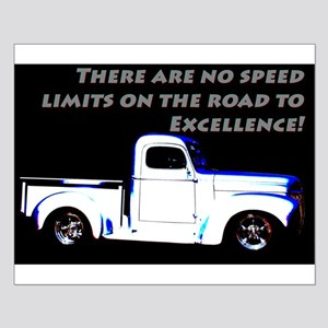 No Speed Limits Posters