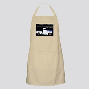 No Speed Limits Light Apron