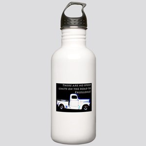 No Speed Limits Water Bottle