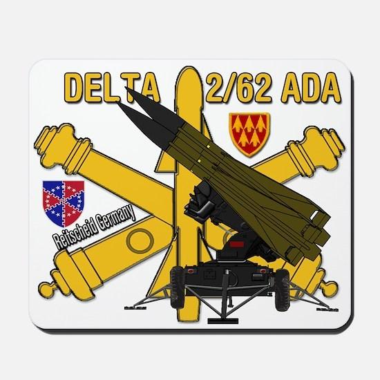 Delta 2/62 Ada Mousepad