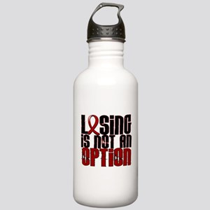 Losing Is Not Option A Stainless Water Bottle 1.0L