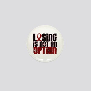 Losing Is Not Option Amyloidosis Mini Button