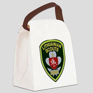 lithuanian scout Canvas Lunch Bag