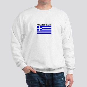Paradise Beach, Greece Sweatshirt