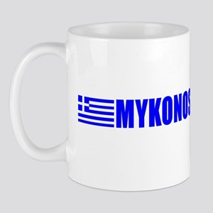 Mykonos, Greece Mug