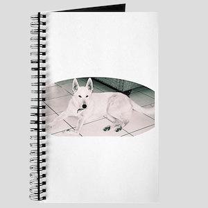 White German Shepherd Dog, to Journal
