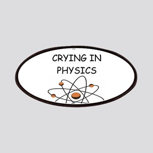 physics joke Patches