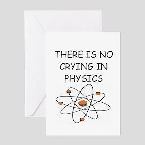 Funny physics jokes greeting cards cafepress physics joke greeting cards m4hsunfo
