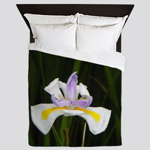 FAIRY IRIS Queen Duvet