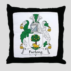 Furlong Throw Pillow