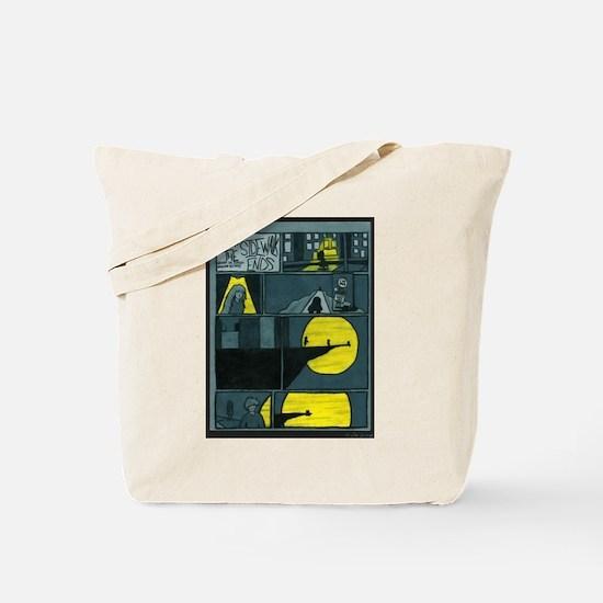 Unique Where Tote Bag