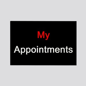 My Appointments Magnets