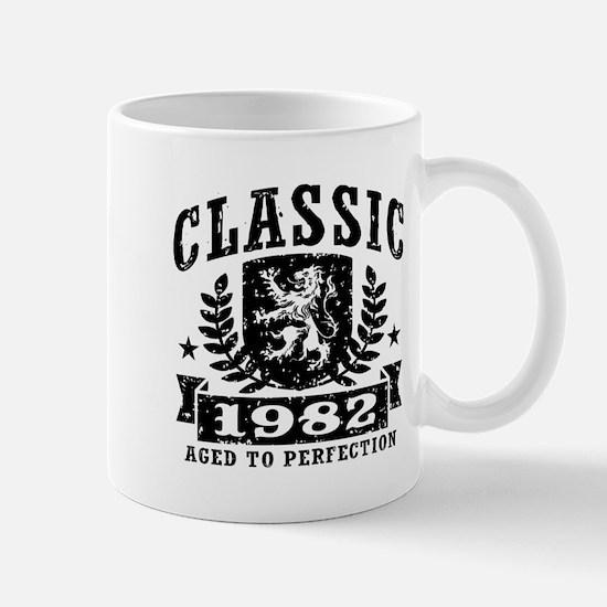 Classic 1982 Mug