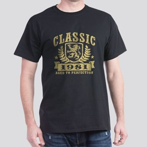 Classic 1981 Dark T-Shirt