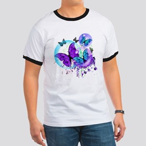 Bubble Butterflies CM BB T-Shirt