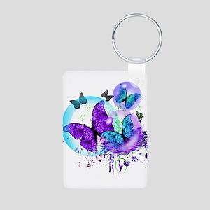 Bubble Butterflies CM BB Keychains