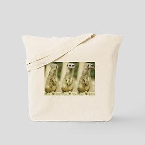 Sweet Meerkat Tote Bag