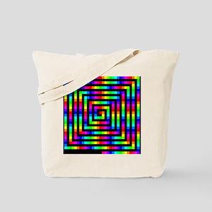 Colorful Art Tote Bag