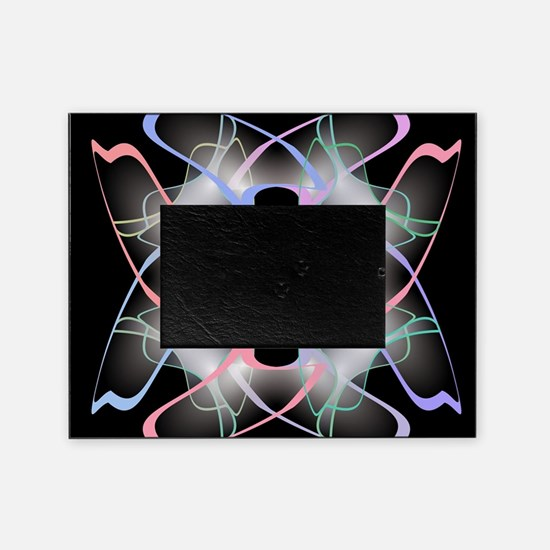 Abstract Art Picture Frame