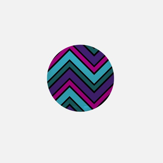Abstract Art Mini Button