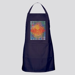 Abstract Art Apron (dark)